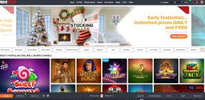 NetBet Casino Game Lobby