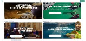 Casino Room Promotions